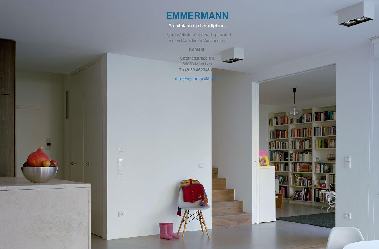 EMMERMANN Architekten Und Stadtplaner